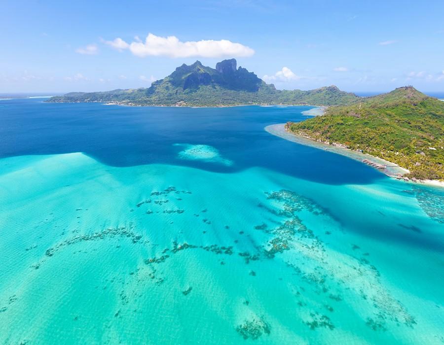Tour Polinesia Rangi Bora Combo