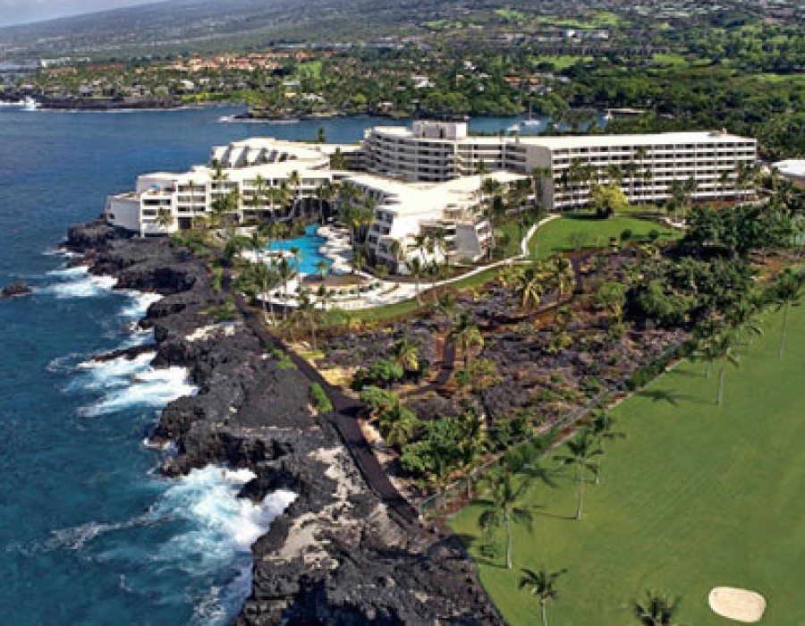 Sheraton Kona <br>Resort & Spa at Keauhou Bay</br>