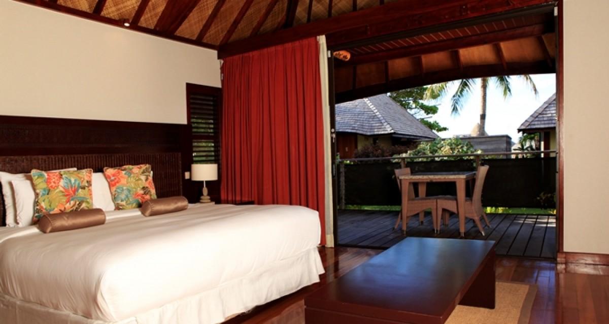 Hilton moorea lagoon resort for Garden pool suite hilton moorea