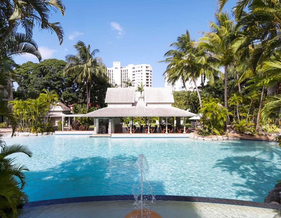 Novotel Oasis Resort Cairns