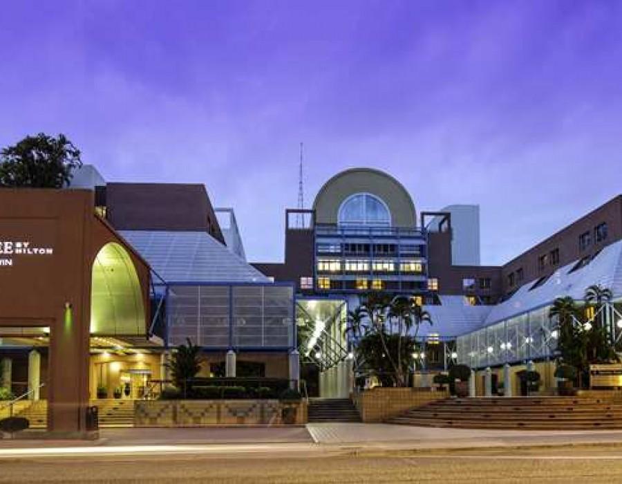 Doubletree Hilton Darwin