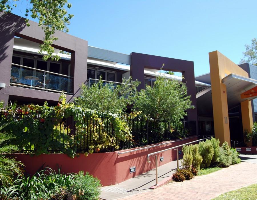 Aurora Alice Springs