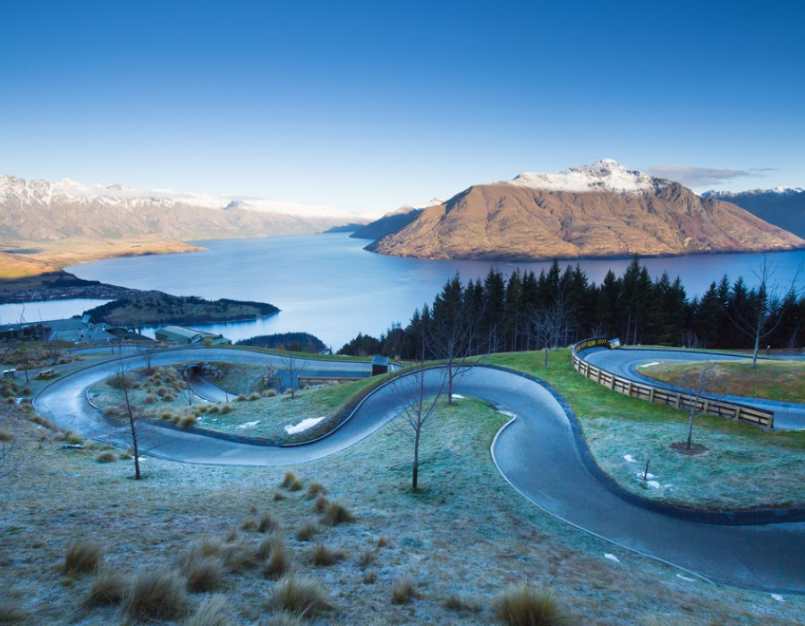 Tour Nuova Zelanda in Auto Da Queenstown a Christchurch