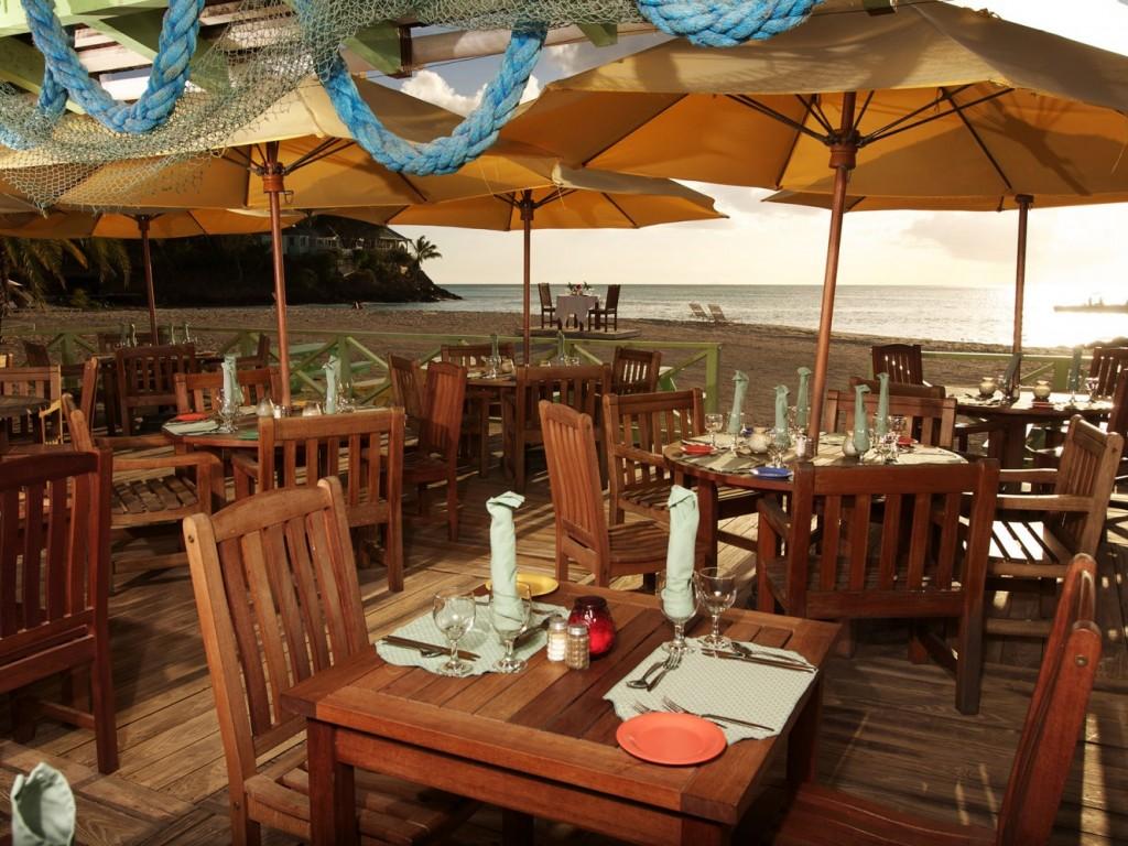 Jolly beach for Piani cottage sulla spiaggia su palafitte