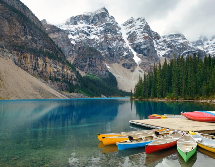 Tour Canada Selvaggio West