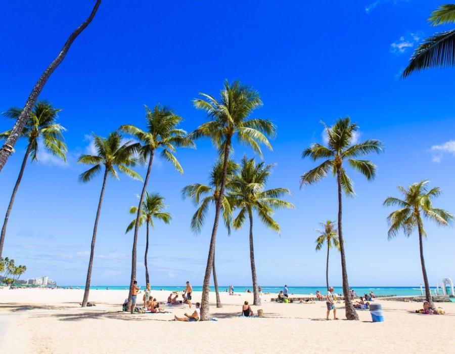 Estensione Mare Hilton Waikiki Beach