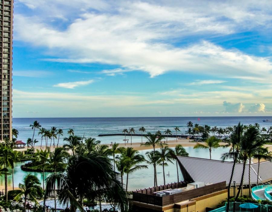 Estensione Mare Outrigger Waikiki Beach