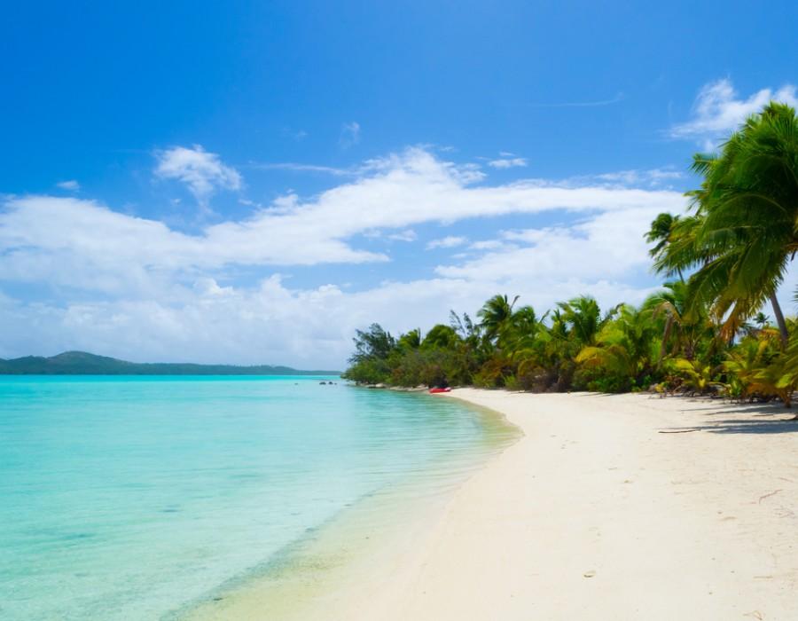 Dining Experience all'Aitutaki Escape Resort