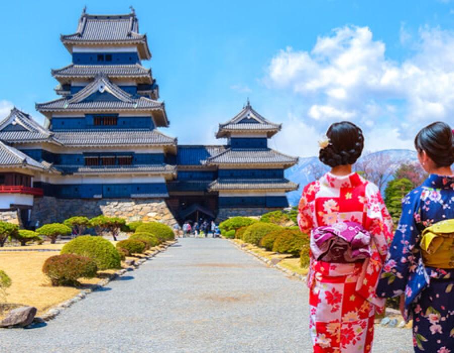 Tour Giappone Nakasendo