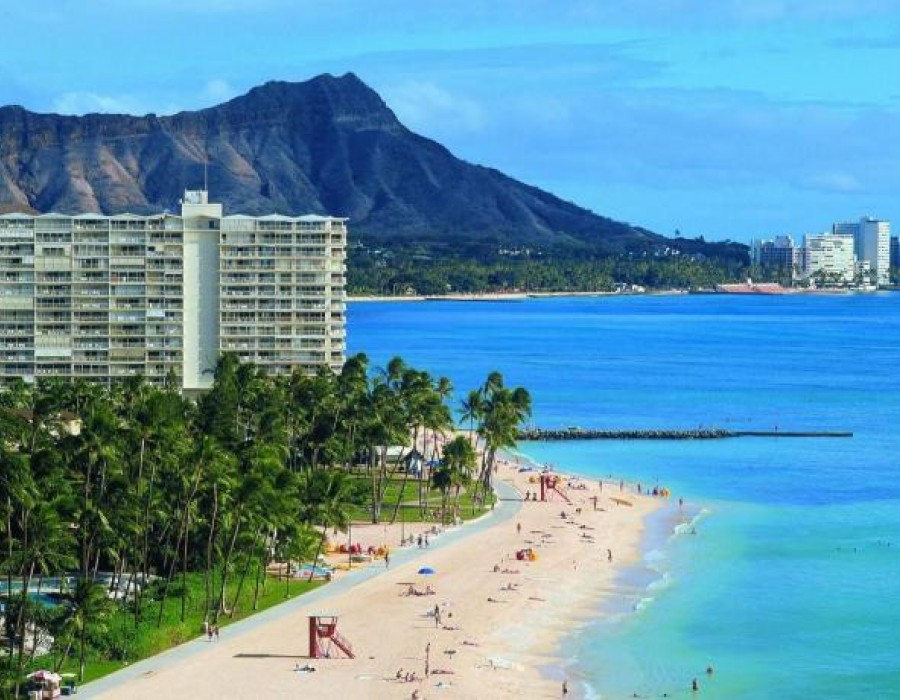 Outrigger Hotels e Resorts - Honolulu