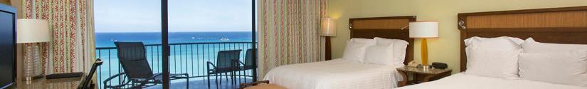 waikiki beach marriot resort room
